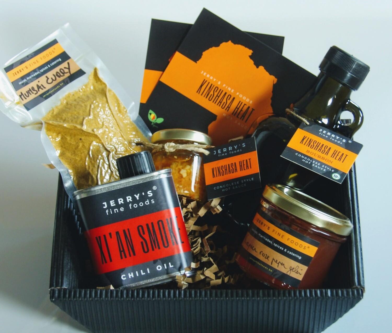 Gift basket - deluxe