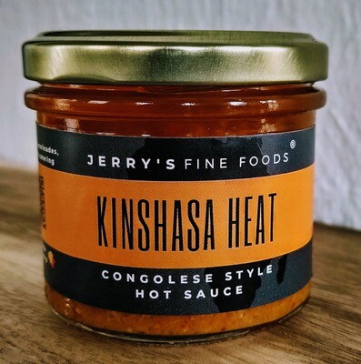 Kinshasa Heat - 135ml