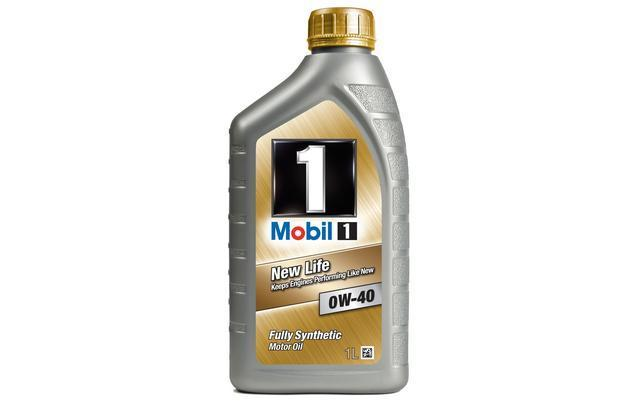 Mobil 1 New Life 0W-40 Fully Synthetic 1L
