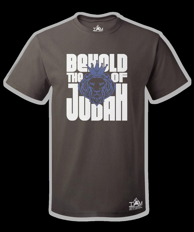 Men's Behold The Lion Of Judah T-Shirt