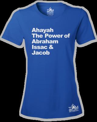 Women's Most High Power Text Short Sleeved T-shirt