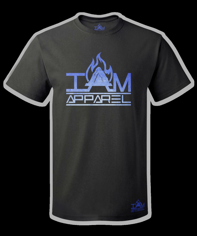I AM Apparel Logo Men's  Short Sleeved T-shirt