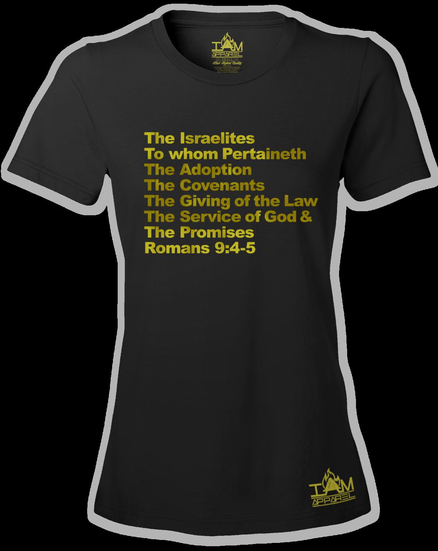 Women's Israelites Text