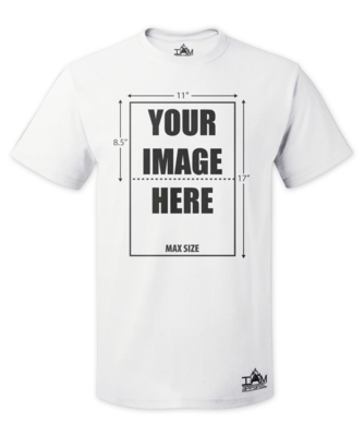 Personalized TShirts (Corporate Bulk Order)