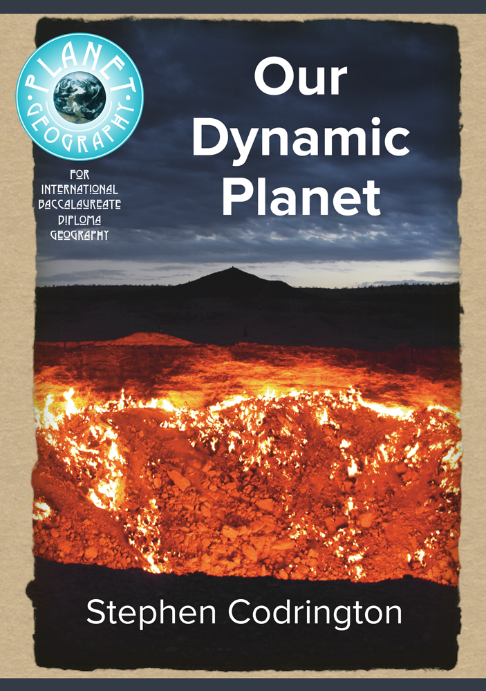 Our Dynamic Planet