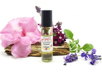 ADRENAL FATIGUE - A hormone balancing, refreshing, uplifting blend of pure essential oils