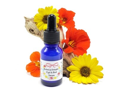 CYST & BOIL DRAWING SERUM