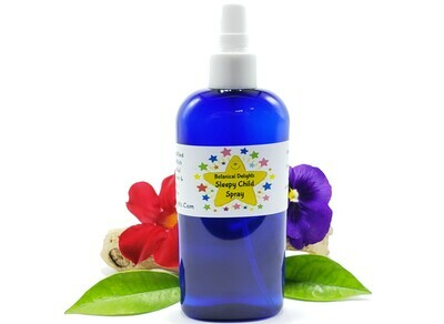 KIDS SLEEPY CHILD SPRAY - For a restful, peaceful nights sleep for babies, children and adults too!