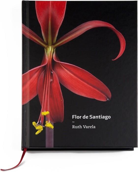 Libro Flor de Santiago
