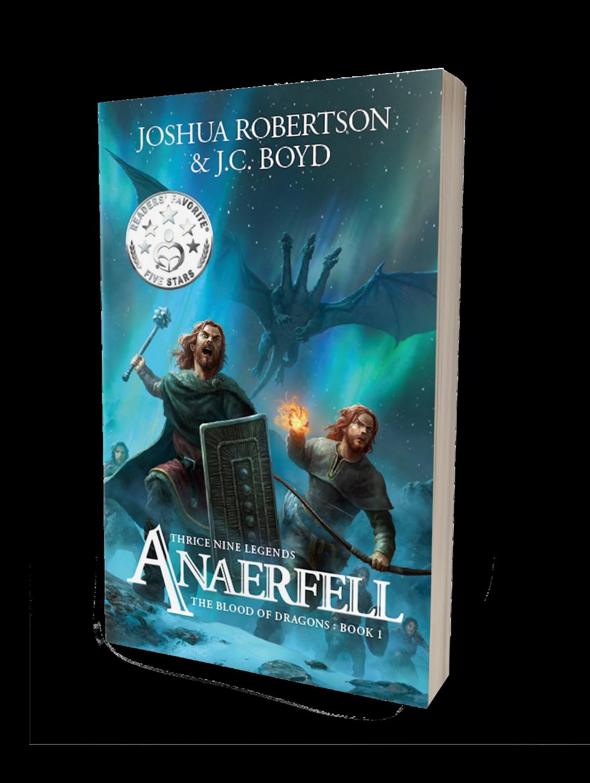 Anaerfell - Hardback