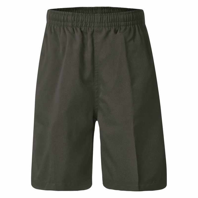 Boys Grey Shorts