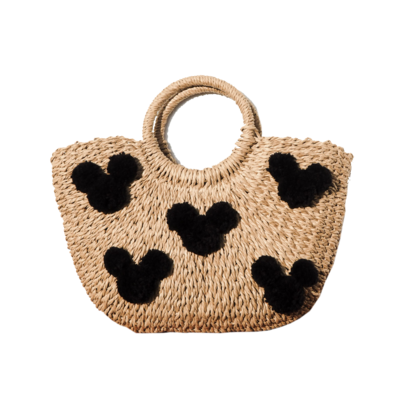 The Icon Straw Bag