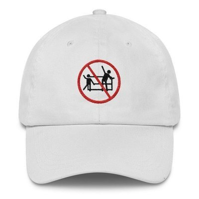 Remain Seated - Dad Hat