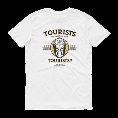 Indiana Jones Tourist - White