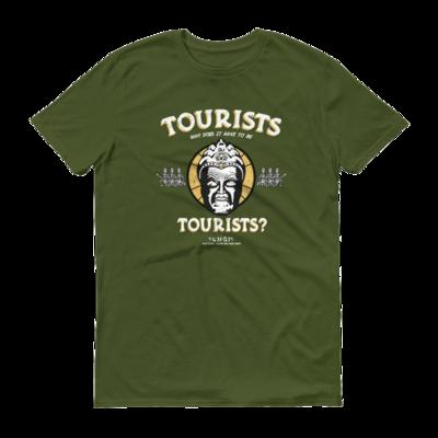 Indiana Jones Tourist - Forest