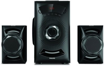 Philips 2.1 MMS IN-MMS2143B/94 Speaker System , Black
