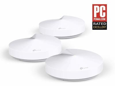 TP-Link Deco M5 Home Wi-fi System Mesh Router, Pack of 3