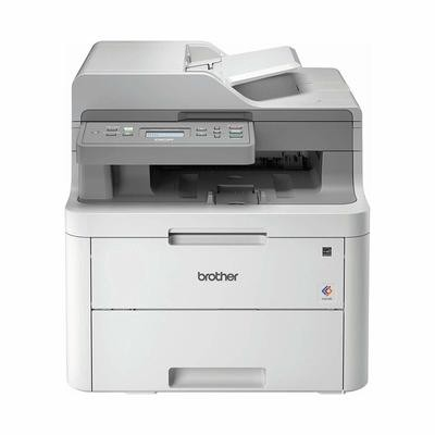 Brother DCP-L3551CDW Colour LED 3-in-One, Duplex Mobile Print ADF