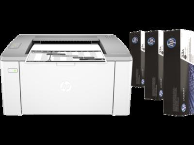 HP LaserJet Ultra M106w Printer