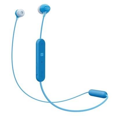 Sony WI-C300 Wireless in-Ear Headphones, Blue