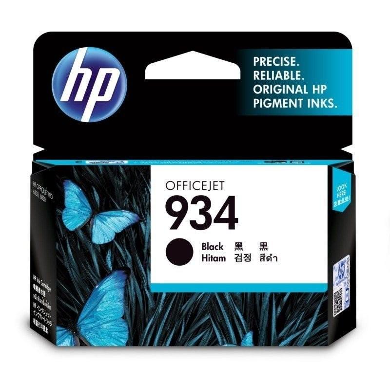 HP 934 Ink Cartridge, Black