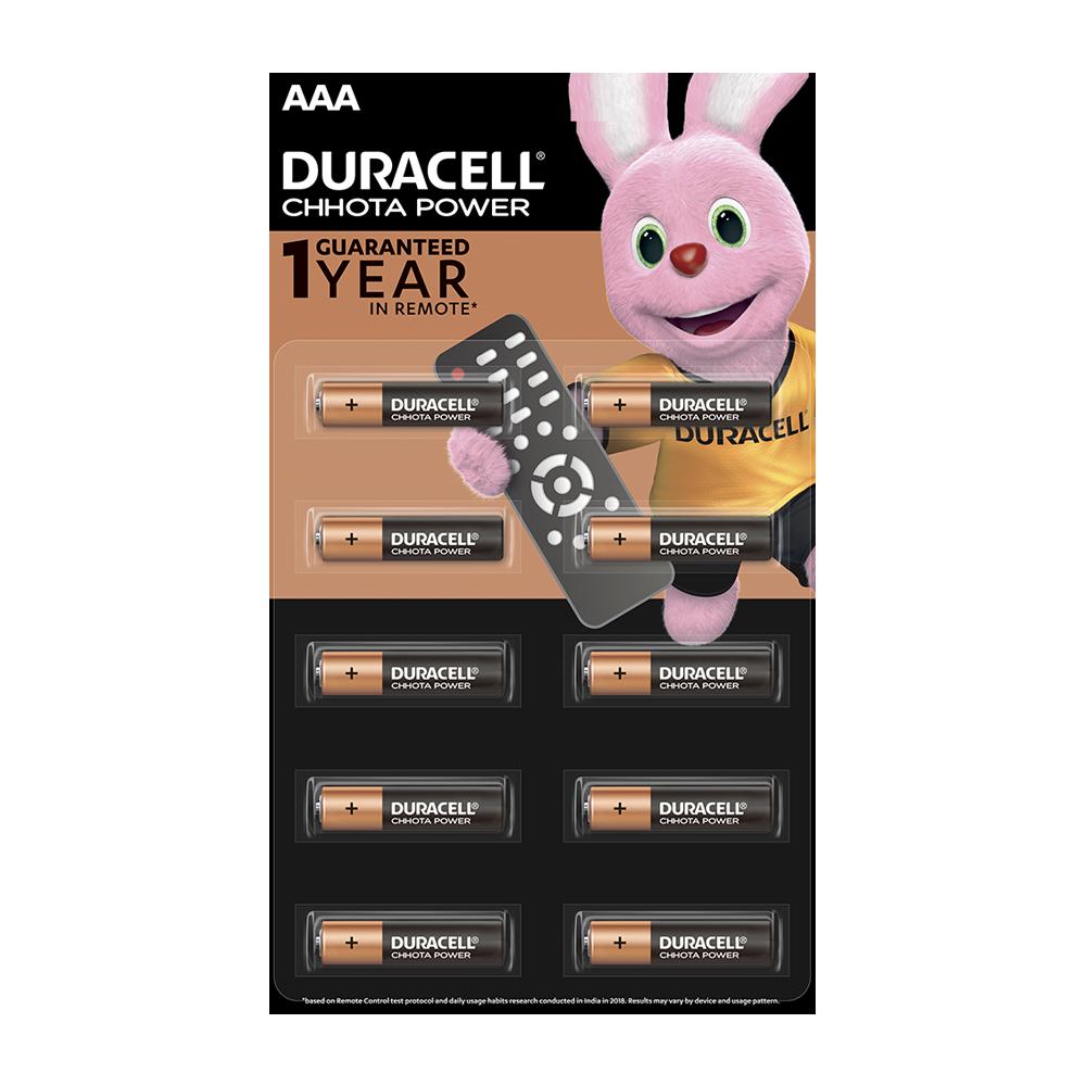 Duracell Chhota Power, AAA, 10 Batteries
