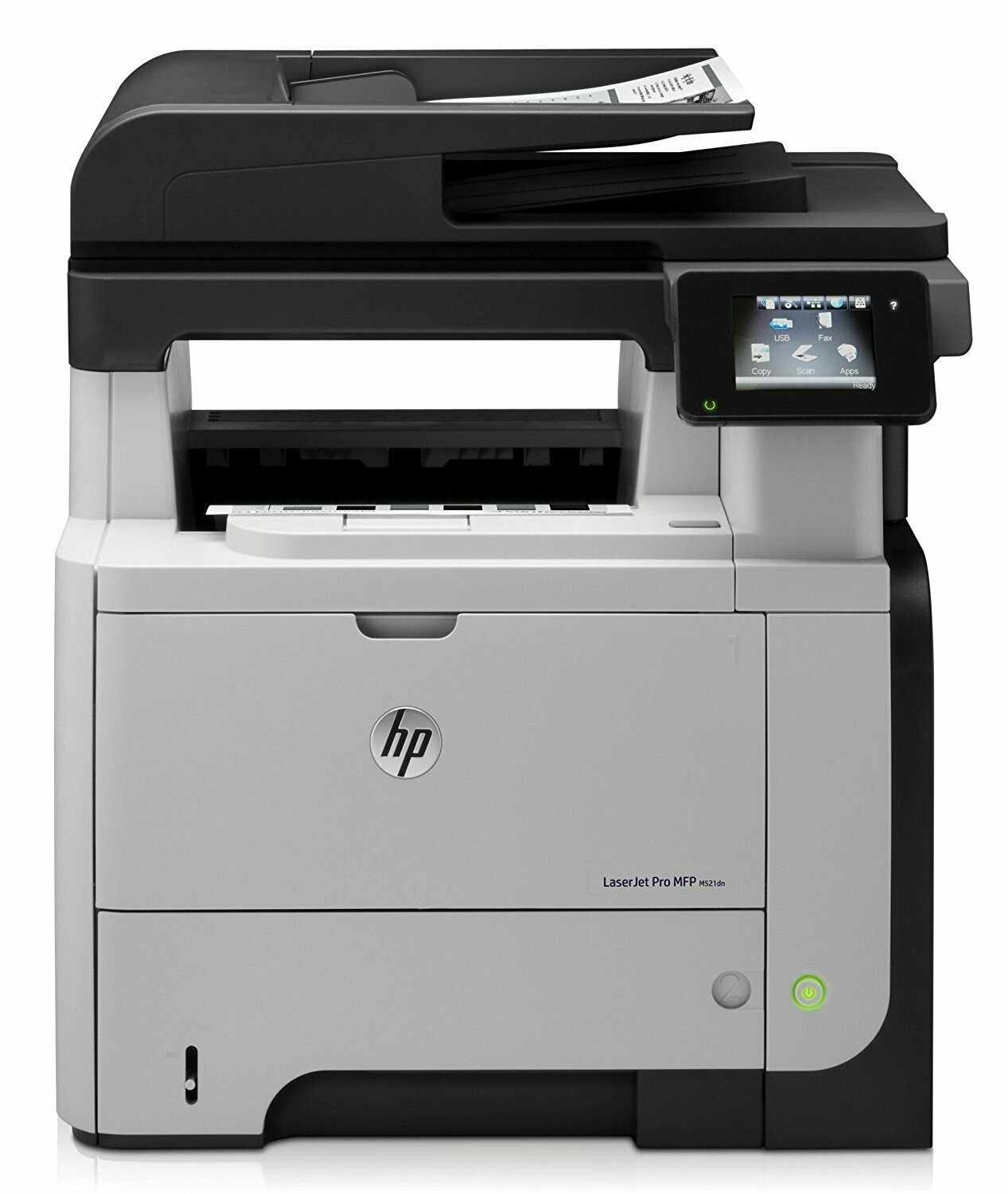 HP LaserJet Professional MFP M521dn Printer