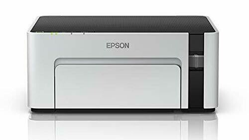 Epson M1120 EcoTank Monochrome Wi-Fi Ink Tank Printer White