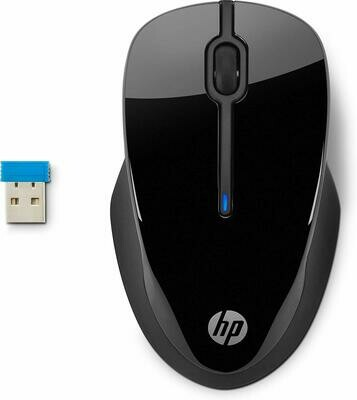 HP 250 Wireless Mouse Black