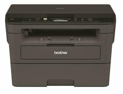 Brother DCP-L2531DW Mono Laser Multi-Function Printer Black