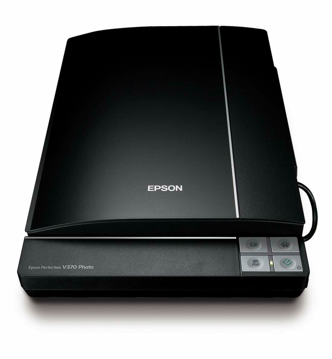Epson Perfection V370 Color Image Scanner