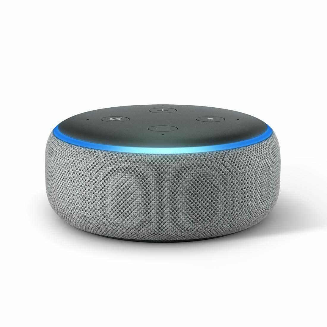 Amazon Echo Dot, 3rd Generation, Grey