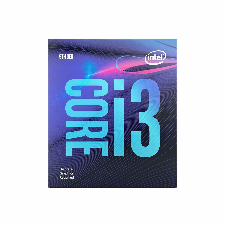 Intel Core i3-9100F 9th Gen Desktop Processor
