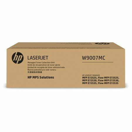 HP LaserJet W9007MC Managed Waste Container