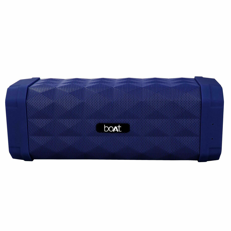 boAt Stone 650 Wireless Bluetooth Speaker, Blue