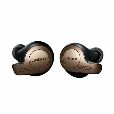 Jabra Elite 65t Wireless Bluetooth Earphones, Copper Black
