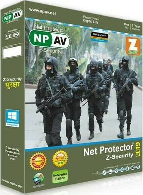 1 User, 1 Year, Net Protector Z Security