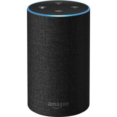 Amazon Echo, 2rd Generation, Black