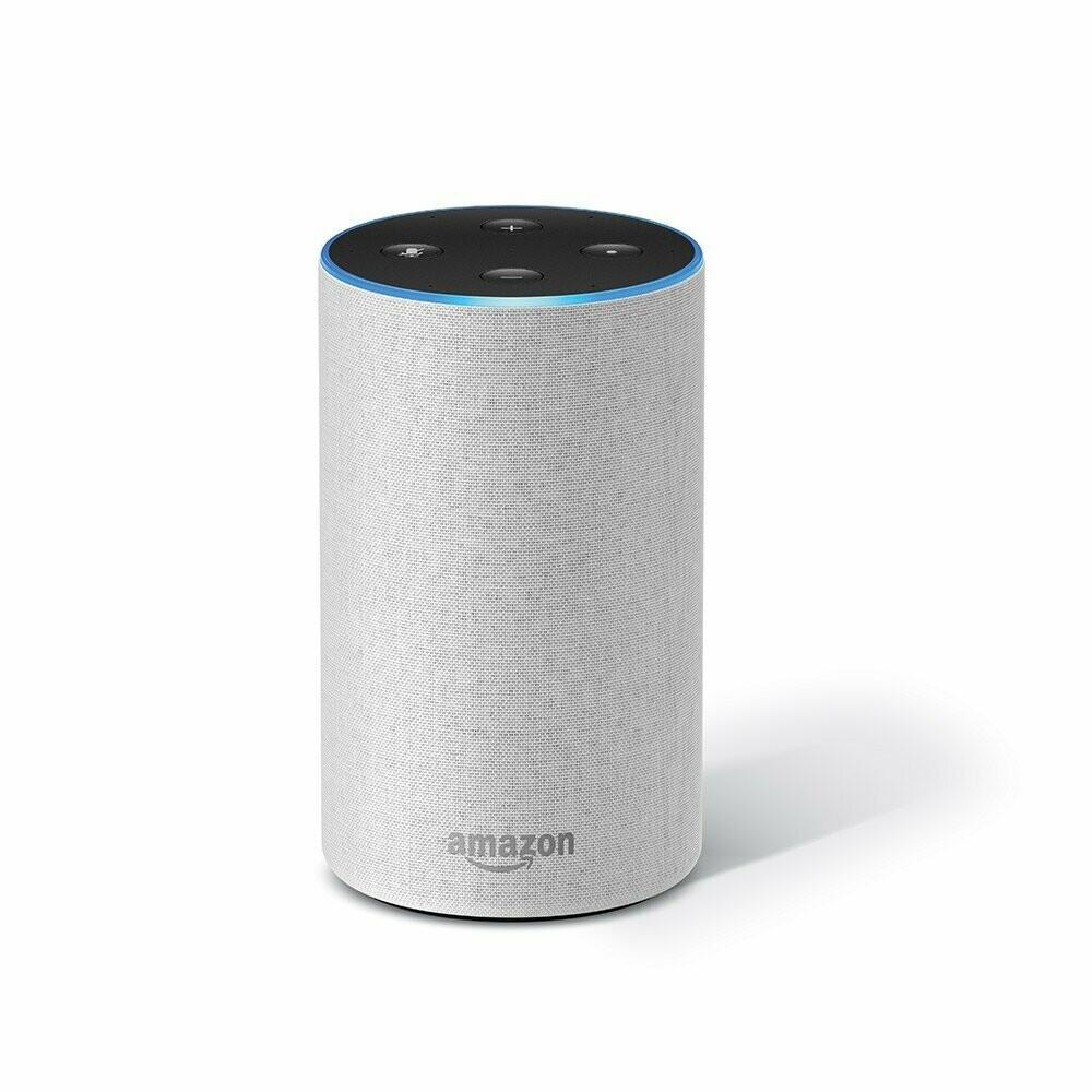 Amazon Echo, 2rd Generation, White