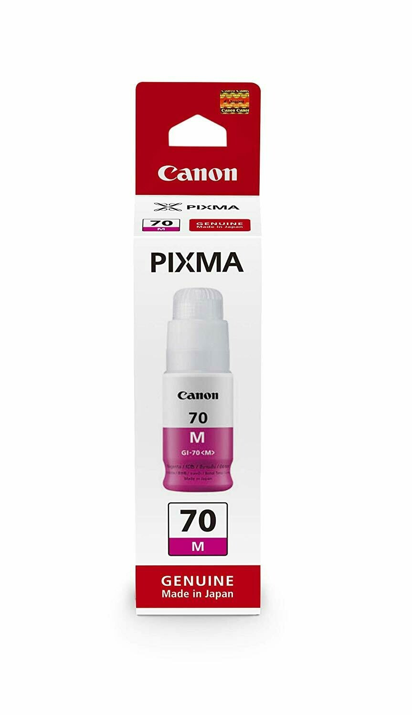 Canon 70 Magenta Ink Bottle