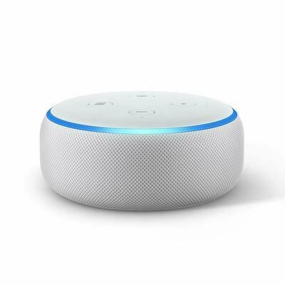 Amazon Echo Dot, 3rd Generation, White