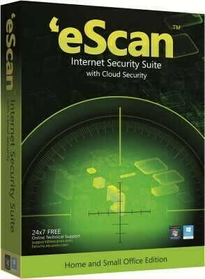 10 User, 1 Year, eScan Internet Security, V-14.x