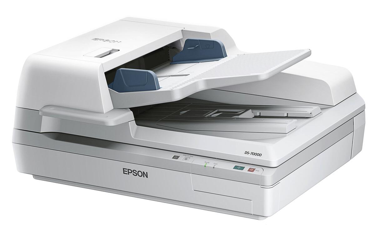 Epson WorkForce DS-70000 A3 Flatbed Scanner with Duplex ADF