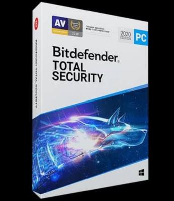 1 User, 3 Year, BitDefender Total Security