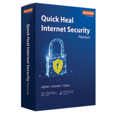 5 User, 1 Year, Quick Heal Internet Security