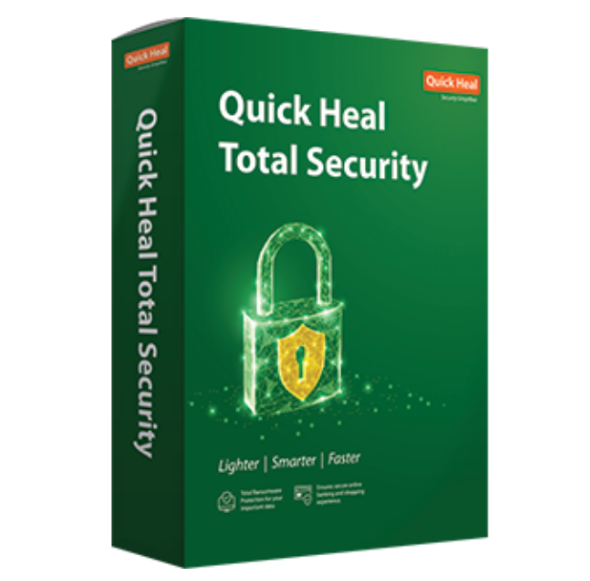 5 User, 1 Year, Quick Heal Total Security