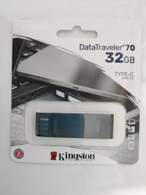 Kingston 32GB Type-C Pendrive