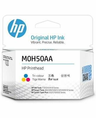HP M0H50A Printhead, Tri Color, GT52