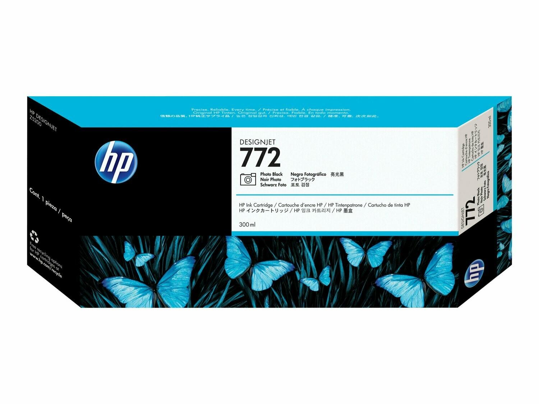 HP 772 Ink Cartridge Photo black, 300ml