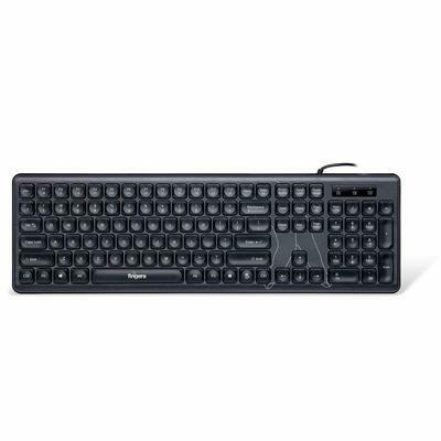 Finger's SuperClicks K4 Wired Multimedia Keyboard